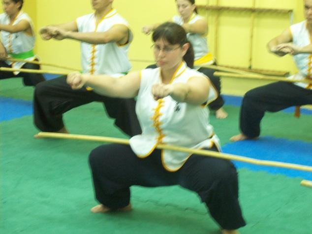 O kung fu